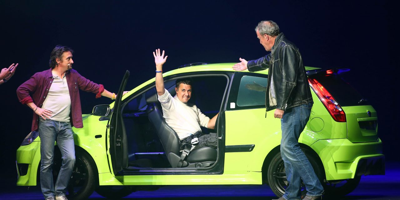 Top Gear Stunt Driver Comes to Darlington Arena
