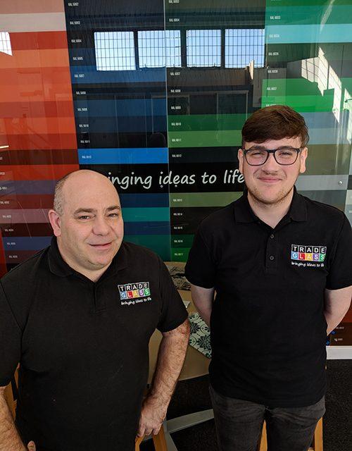 Tradeglass Welcomes New Team Member