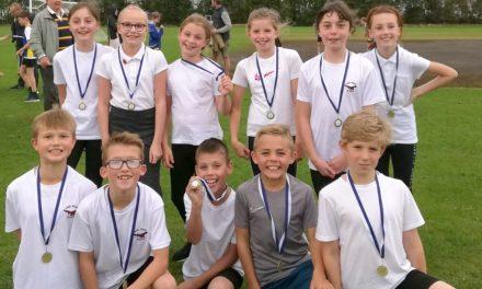 Vane Road School Gold Medal Winners