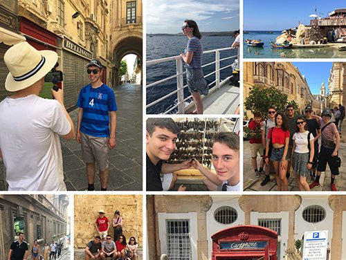 Malta Film Making for Local Teenagers