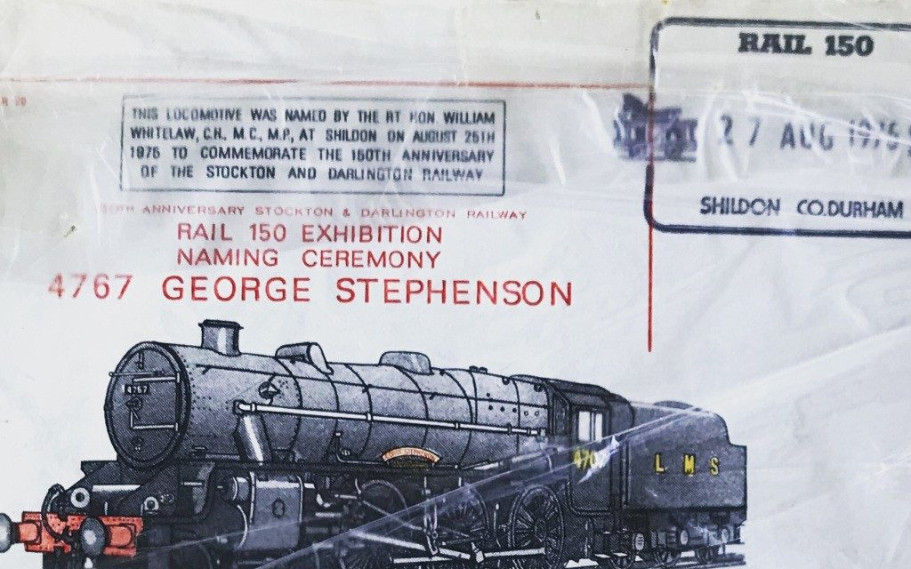 'Shildon is in Motion' at Greenfield