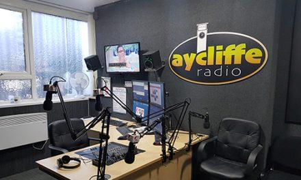 Aycliffe Radio Shortlisted