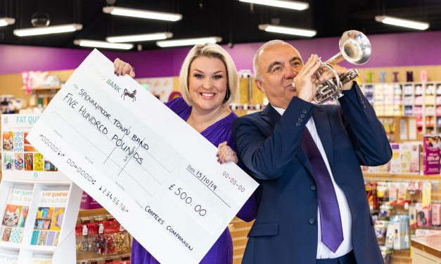 Spennymoor Town Band play for national title
