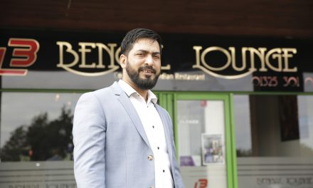 Prestigious National Award for Bengal Lounge