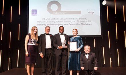 CPI Winner of Biotechnology Global Awards 2019