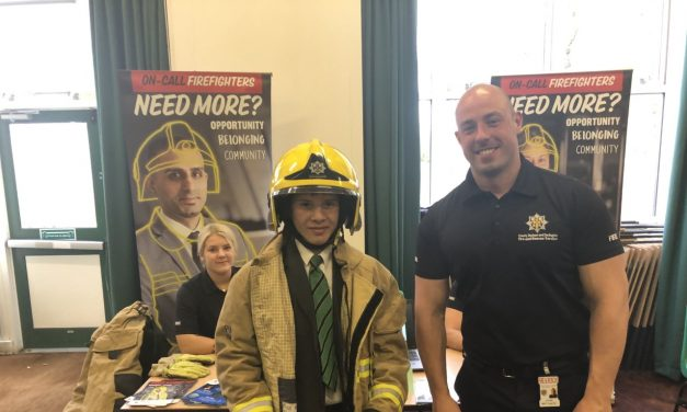 Year 11 Careers Fair at Woodham