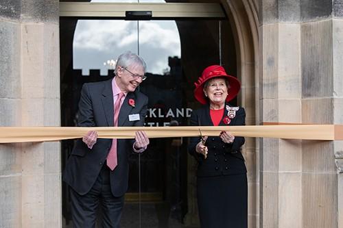 Auckland Castle Opens Its Doors