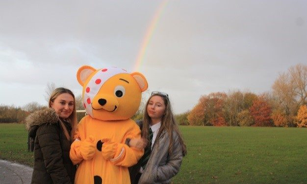 Woodham Raise Money for Children in Need