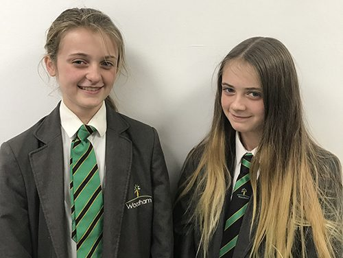 Sisters Double Win at Cross Country Championships