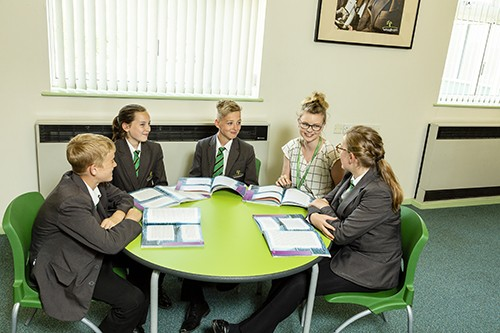 Woodham Academy Third in the County