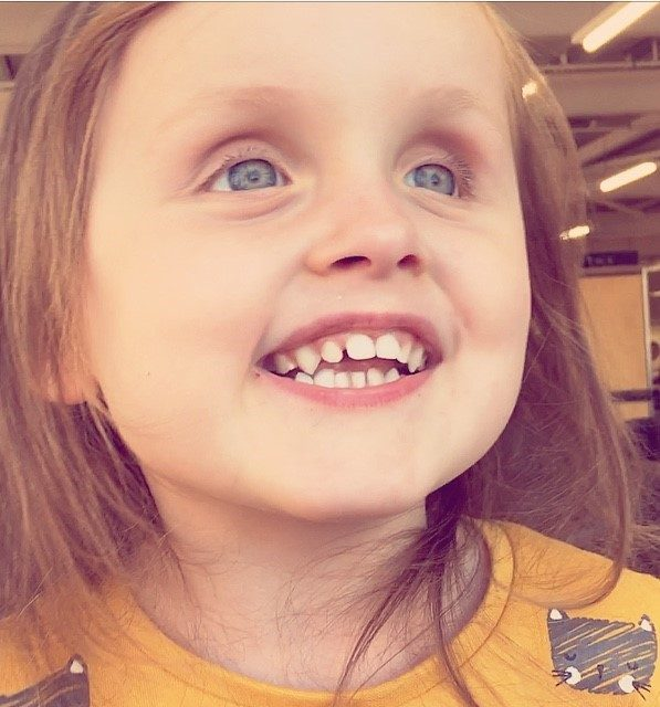 Dad's Fundraiser for Daughter's Fight for Sight