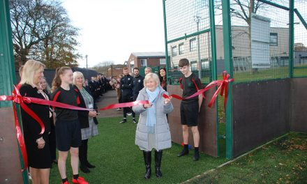 Sir Bobby Robson's legacy continues to inspire at County Durham school