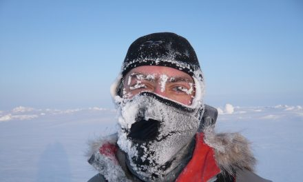 One man's challenge to reach the South Pole on foot in aid of the MS Society