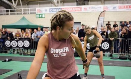 CrossFit All Out Athletes