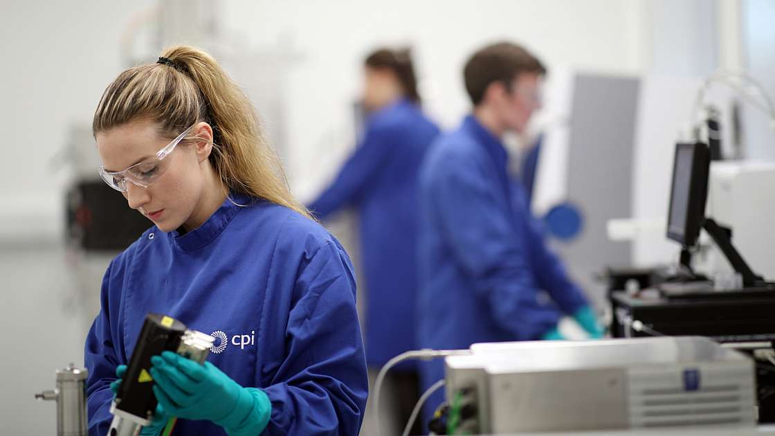 CPI Partners with University of Leeds