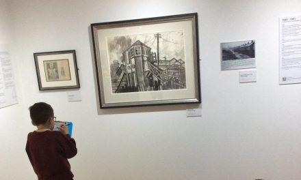 Greenfield Arts Respond to Centenary