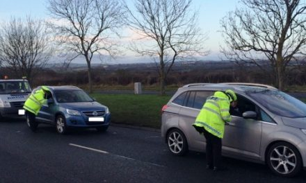 Winter Drink & Drug Driving Campaign Launched