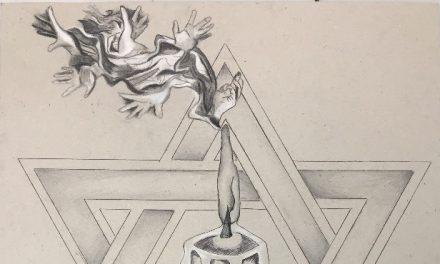 Holocaust Art Work