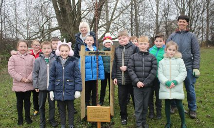RotaKids Plant Bulbs in Memory of Syd Howarth
