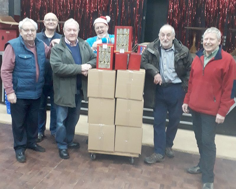 Rotary Hampers