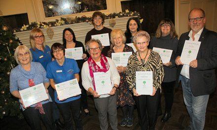 Hospice Heroes Celebrate