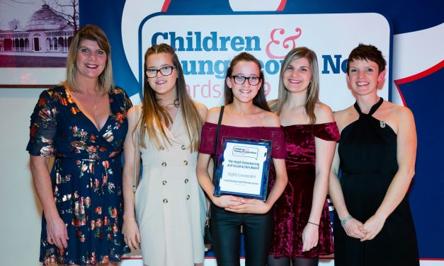 Awards success for County Durham youth services