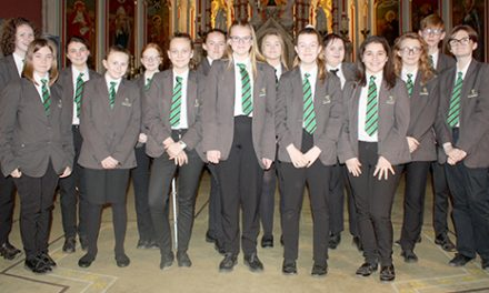 Woodham Academy Choir Make the Final