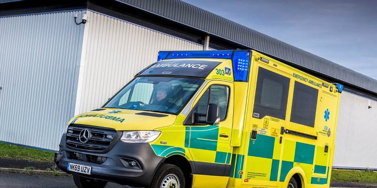 North East Ambulance Service Extends Frontline Capability
