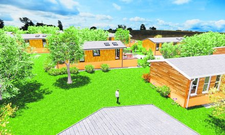 Twenty New Lodges for Teesdale Holiday Park