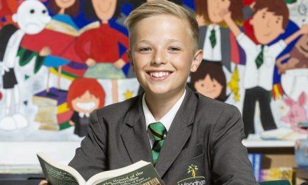 Woodham Invests in Vocabulary Initiative