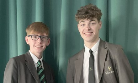 More Success for Woodham Students
