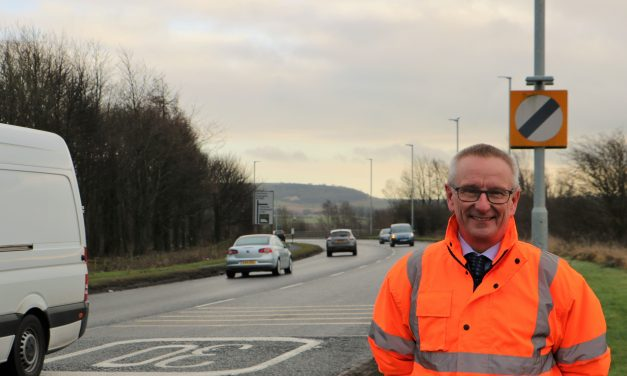 Dragonville road improvements reach second phase