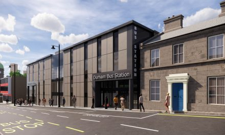 Plans Unveiled for New & Improved Durham Bus Station