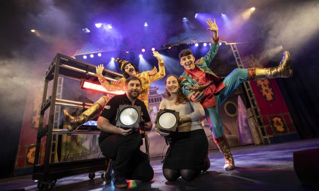 A County Durham theatre has a green wish granted