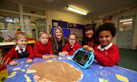 Pupils Get Interactive Thanks to Donation From Local Housebuilder