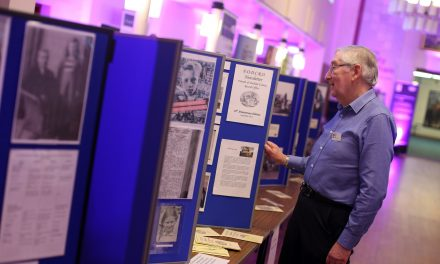 Exhibition Tells Holocaust Survivors' Moving Stories
