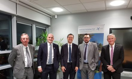 Northern Powerhouse Minister Praises County Durham Investment Opportunities