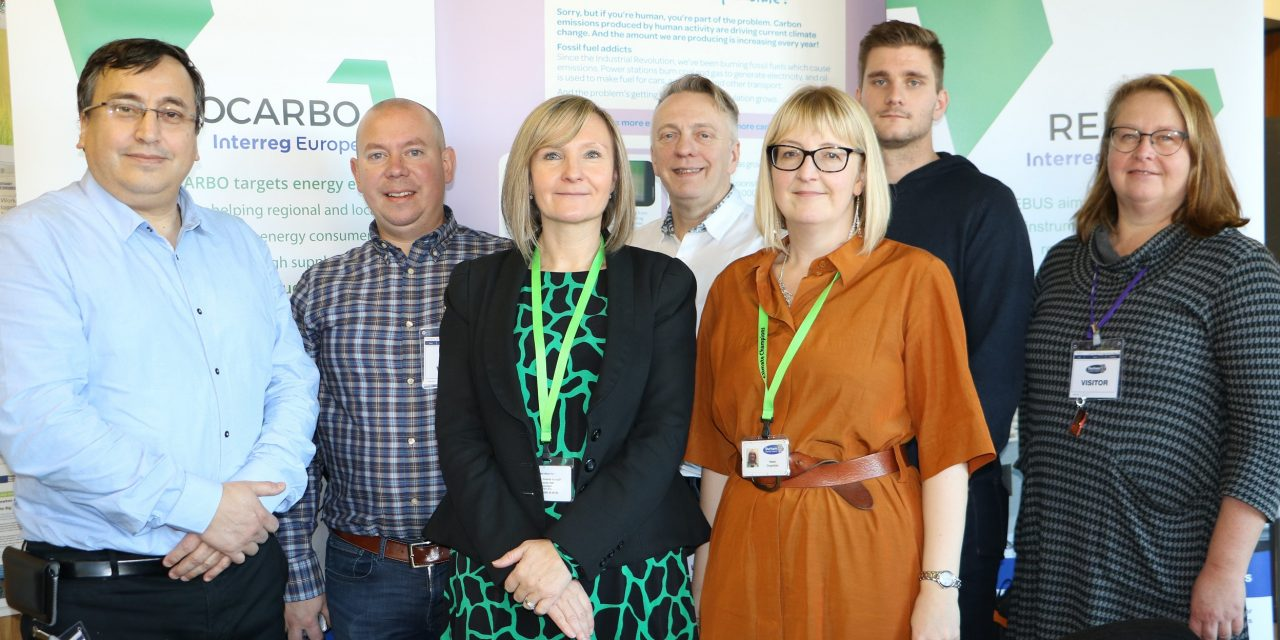 County Shows Off Energy Saving Work to Swedes