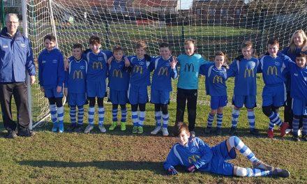 Aycliffe Youth Football News