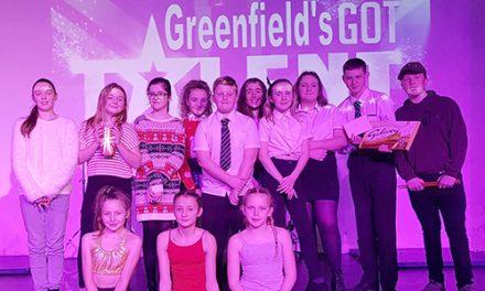 Greenfield's Got Talent is a Big Hit