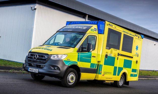 Government Praises NHS Ambulance Service