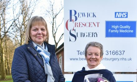 PPG Chair Change at Bewick Surgery
