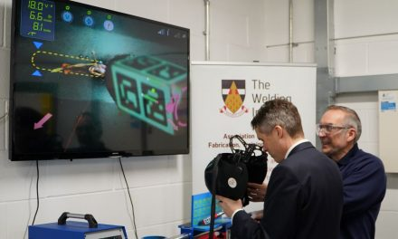 Secretary of State for Education visits New College Durham
