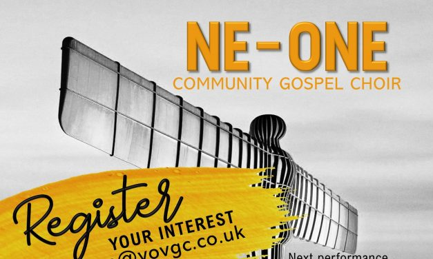 Gospel Choir Visits Xcel Centre