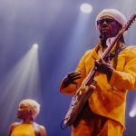 Nile Rodgers, Chic and Travis to Headline Hardwick Festival 2020