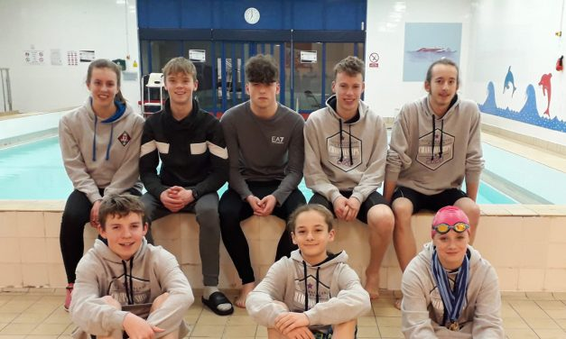 Sedgefield 75 Swimming Club County Championships Report