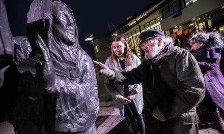 Iconic artwork receives overhaul