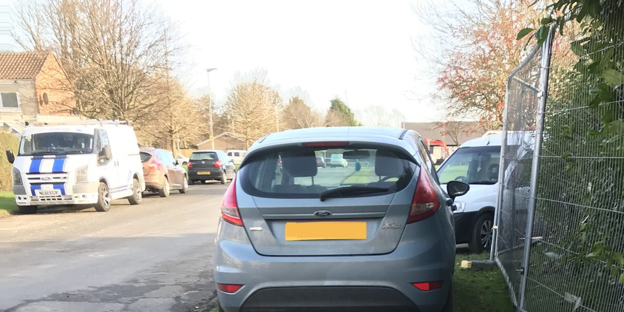 Obstructing Footpaths and Bad Parking