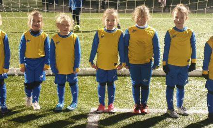 New Under 6 Girls Football
