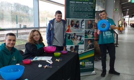 UTC's Science Magnets Attract the Crowds
